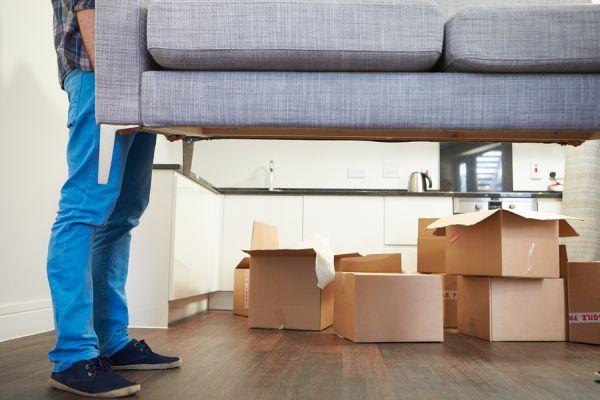Грузоперевозки мягкой мебели