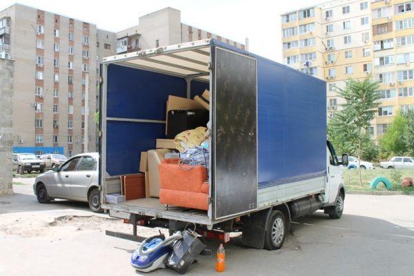 Переезд в новую квартиру (удлинённая газель)