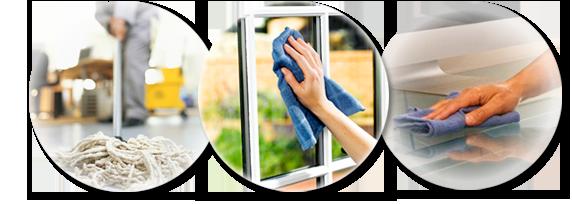 Комплекс услуг по уборке квартир